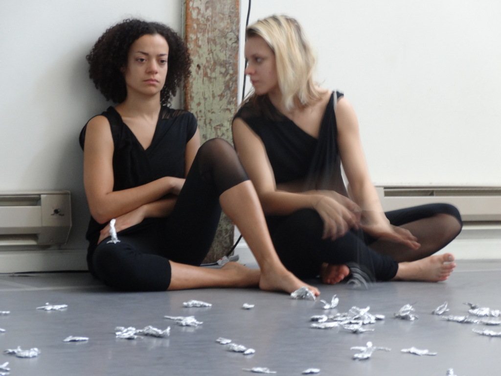 Cora Dance's wordless production speaks a universal language, by Kimberly Gail Price
