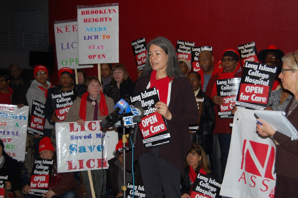 SUNY's plan to kill LICH, by Kimberly Gail PRice