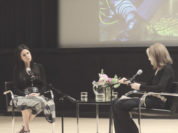 Director Julie Taymor honored at Brooklyn Museum,  by Kimberly Gail Price