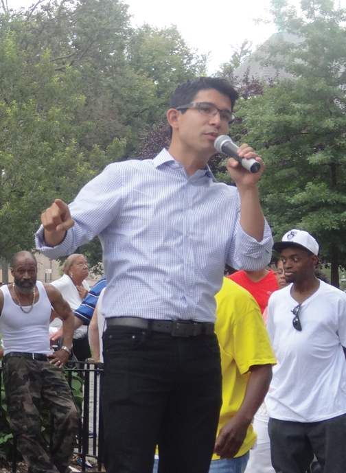 Message from Carlos: Resilient Together! by Carlos Menchaca