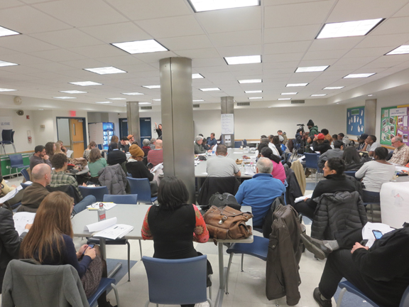 The Red Hook Coalition – non profits  working for the community, by George Fiala