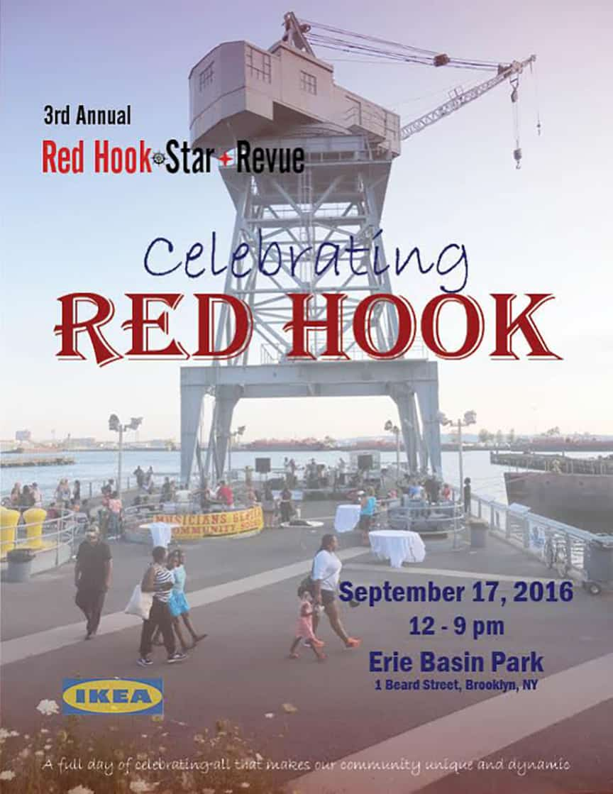 Celebrating Red Hook, by Kimberly Gail Price
