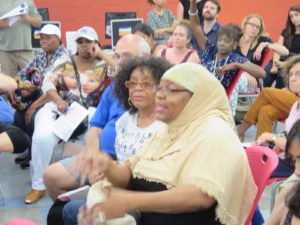 Plan to divide Red Hook Library derided at CB6 meeting, by George Fiala