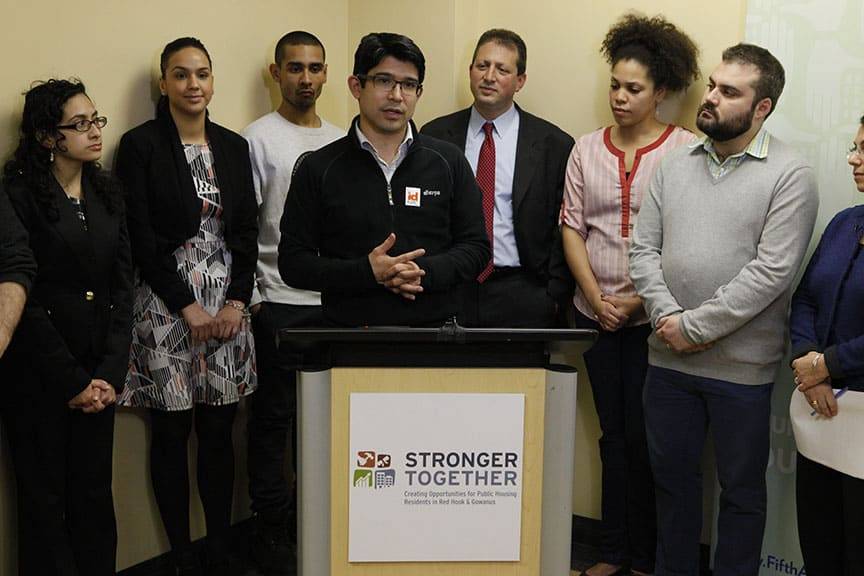 Stronger Together brings local non-profits money for job training, by George Fiala