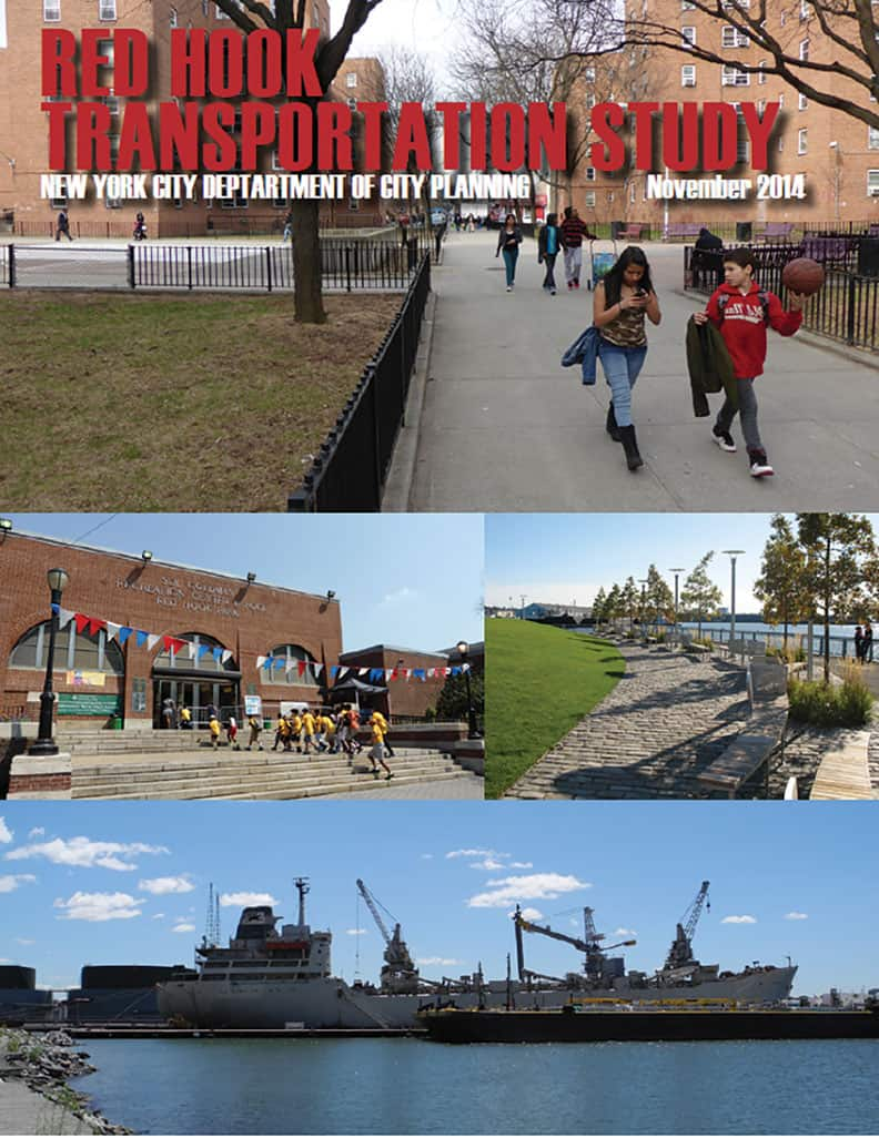 City Planning studies Red Hook streets, by George Fiala