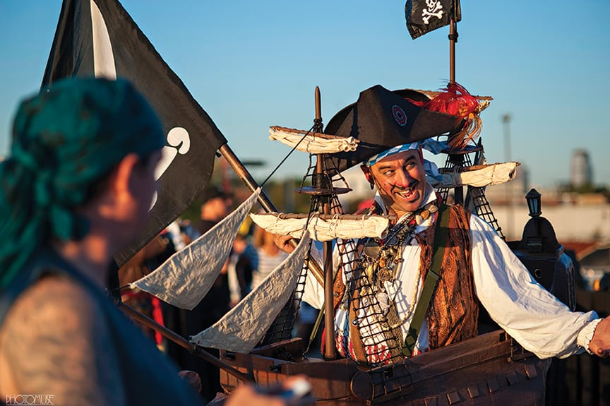 May 15 Pirate's Ball to raise funds for Waterfront Museum repairs