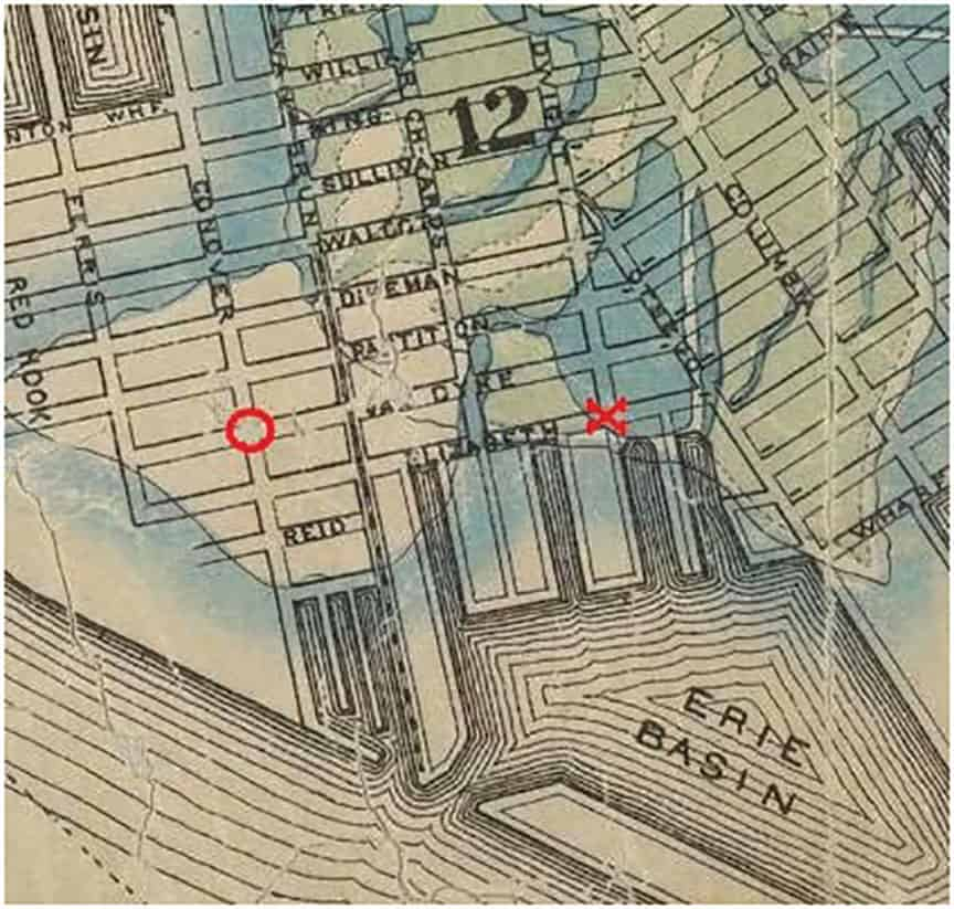 Red Hook History:  Where exactly was Fort Defiance anyway? by Connor Eugene Gaudet