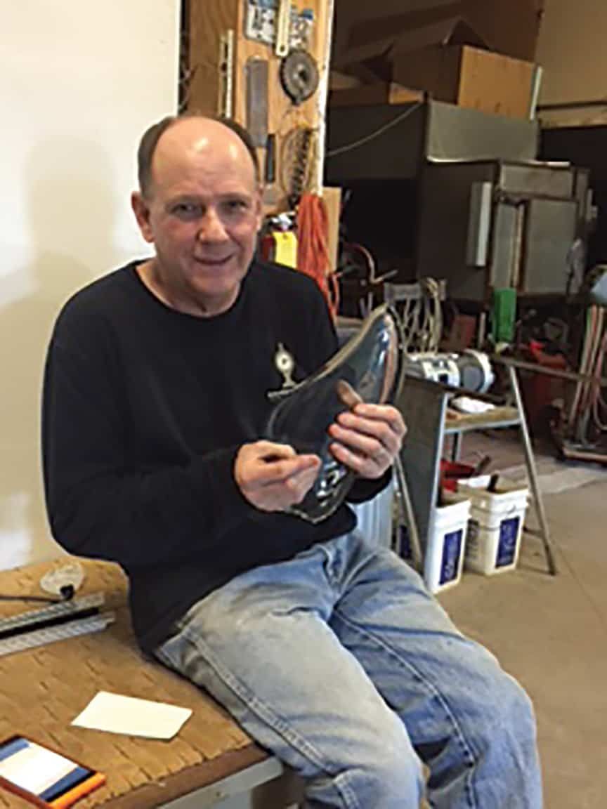 Religion: Scanlan Glass Commissioned to  Make Gift for Pope Francis, By Laura Eng