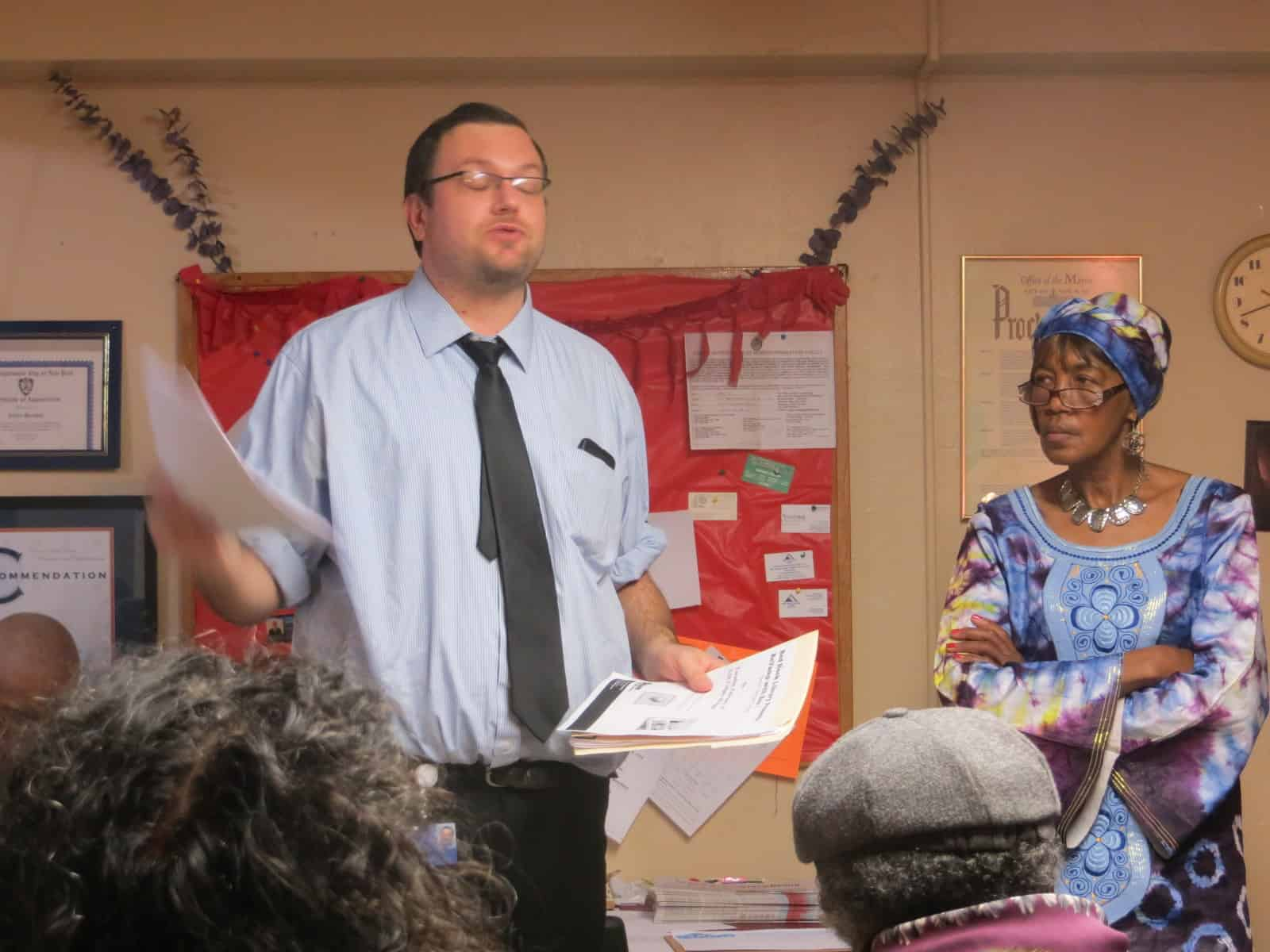 Sky's the limit for new Friends of the Red Hook Library, by George Fiala