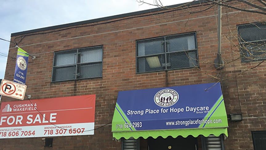 City steps in to keep local daycare open, by Nathan Weiser