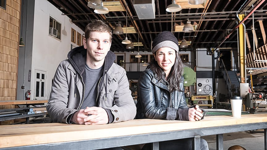 Collaboration is the word at  Dikeman Street's Supersmith, by Halley Bondy